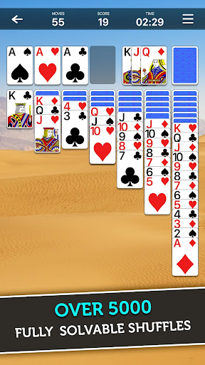 Classic Solitaire 2020 - Free Card Game apkdebit screenshots 2