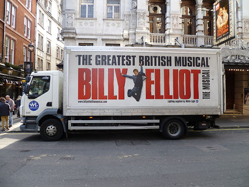 Billy Elliot the musical - London Musicals You Didn't Know You Wanted To See