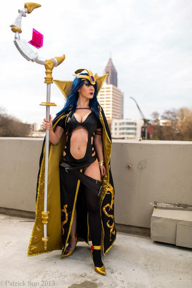 Ngắm cosplay LeBlanc của cosplayer Kristen Hughey - Ảnh 2