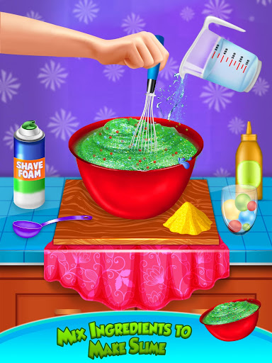 How to Make And Play Slime Maker Game 1.0 screenshots 4
