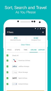OneTravel: Cheap Flights, Cheap Hotels Booking App - náhled