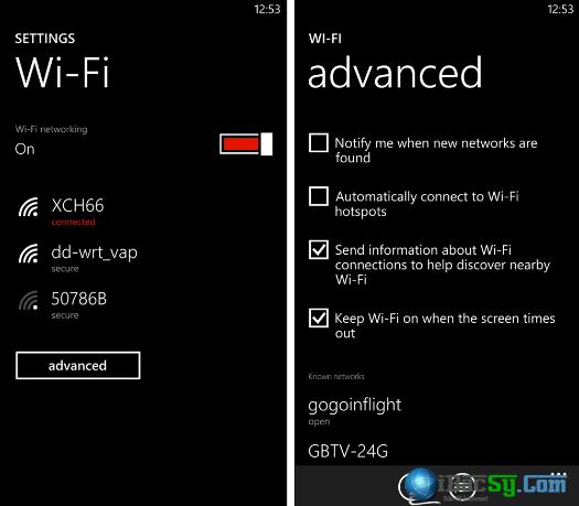 17 mẹo giúp bạn tiết kiệm năng lượng PIN cho Windows Phone + Hình 8