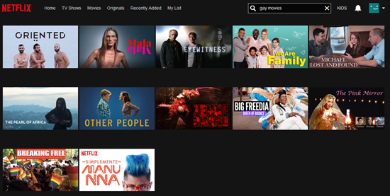 Netflix Gay Movies 2