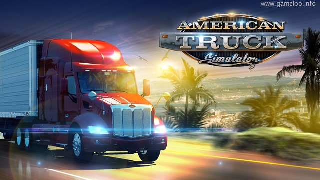 American Truck Simulator (2016) v1.0.0s Cracked-3DM [+3 DLC]