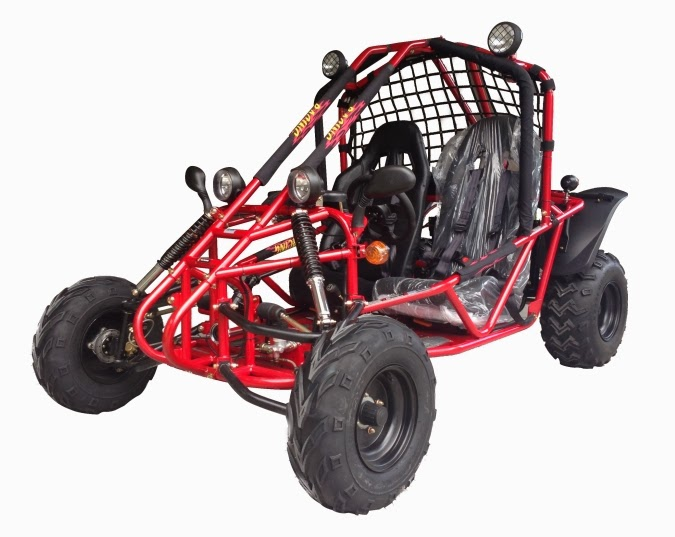 200cc Kandi Twin Seater Ofroad Kids Dune Buggy