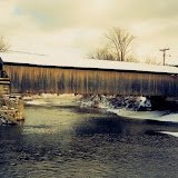 Big Eddy Bridge, Waitsfield, VT