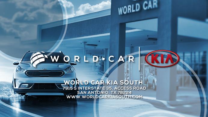 Profile Cover Photo. Profile Photo. World Car Kia South