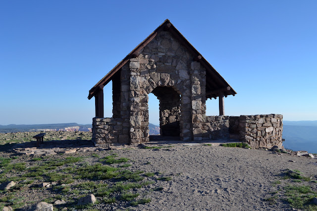 stone fire lookout