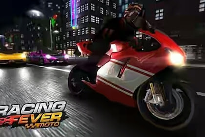 Racing Fever: Moto v1.2.1 Full Apk Mod For Android