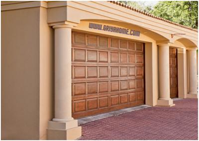 Profil pintu garasi