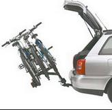 багажник на фаркоп для перевозки велосипедов