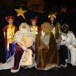 Visita Reyes Magos 2016