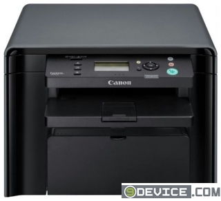pic 1 - the way to save Canon i-SENSYS MF4410 inkjet printer driver