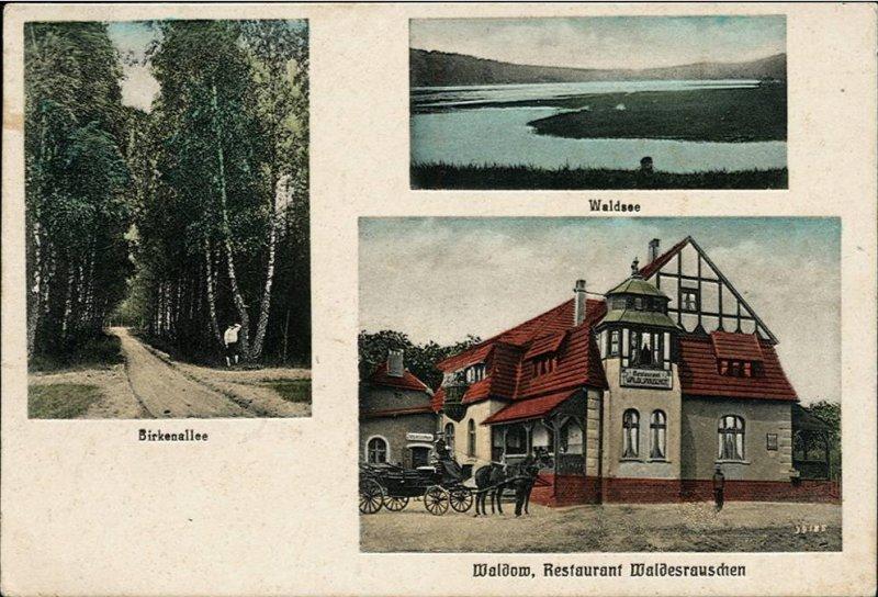 Pocztówka Suchatówka