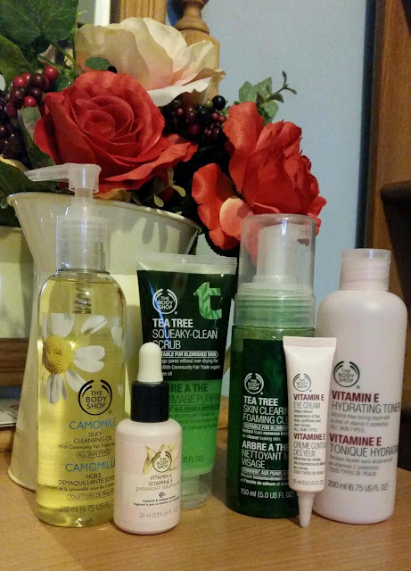 Body Shop Haul!