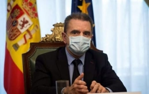 José Manuel Franco. Delegación Gobierno