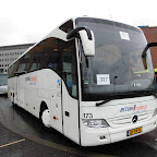Mercedes van Betuwe Express bus 173