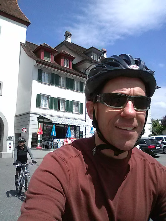 Bike ride in Lucerne and Sempach