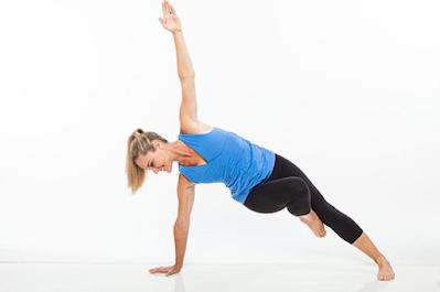 Balancing Side Plank