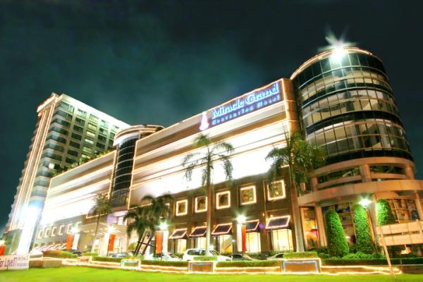 Miracle Grand Hotel - Bangkok