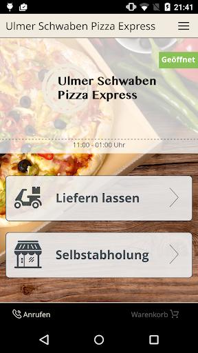 Ulmer Schwaben Pizza Express