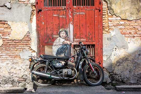 هنر های خیابانی