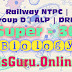 Biology Super 30  | Railway | SSC | DRDO | Other Exam Questions