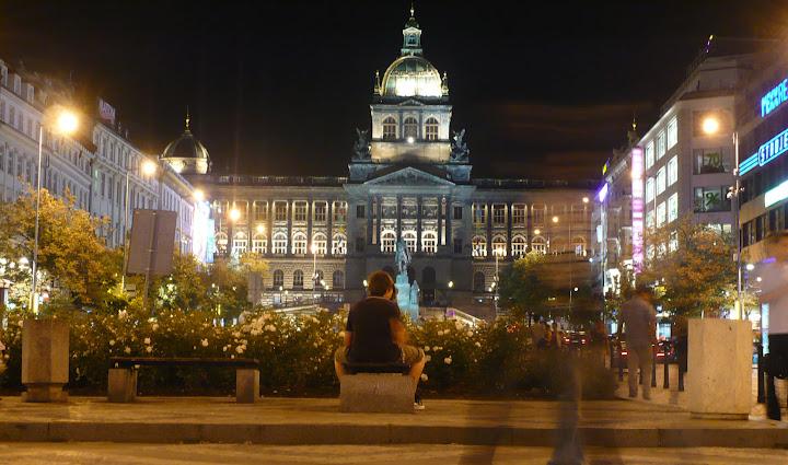 Biblioteka Narodowa - Praga