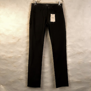 Theory NEW Black 5-Pocket Pants