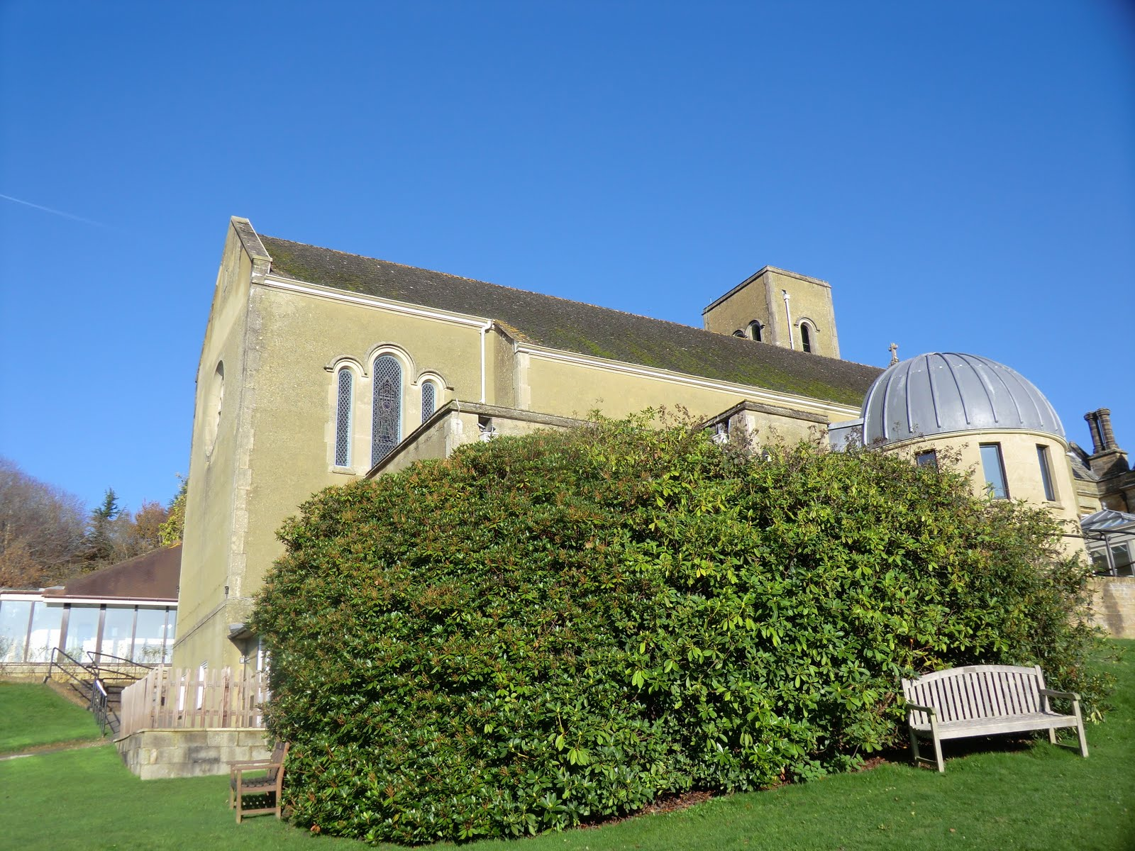 CIMG6234 Burrswood church
