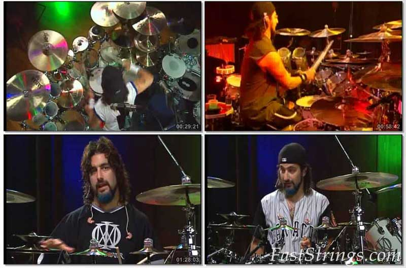 Mike Portnoy - In Constant Motion (3 DVD set)