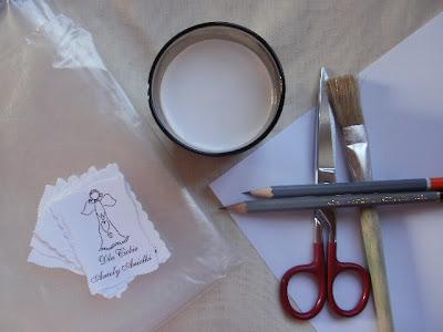 Jak zrobić własne metki? DIY - kurs krok po kroku
