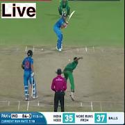 Live Cricket Score Stream