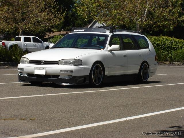 1993 toyota camry wagon specifications pictures prices. Black Bedroom Furniture Sets. Home Design Ideas