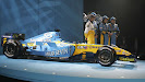 Renault R25 launch