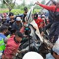 Evakuasi Selesai, Jasad Briyan Tamaru Dibawa Ke RSUD Cianjur