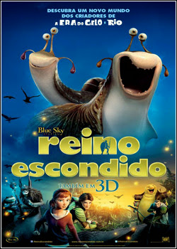 Download - O Reino Escondido - Dual Áudio (2013)