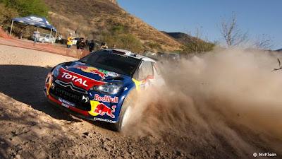 loeb WRC mexico
