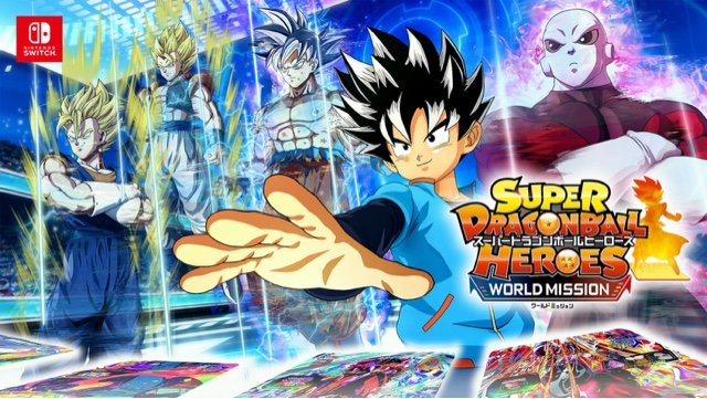Novo Gametrailer de Super Dragon Ball Heroes: World Mission