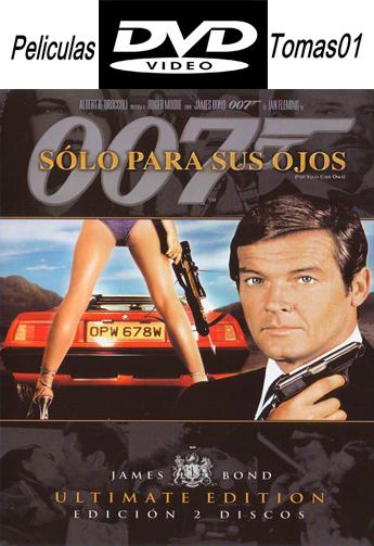 007 (12): Sólo para tus ojo (1981) DVDRip