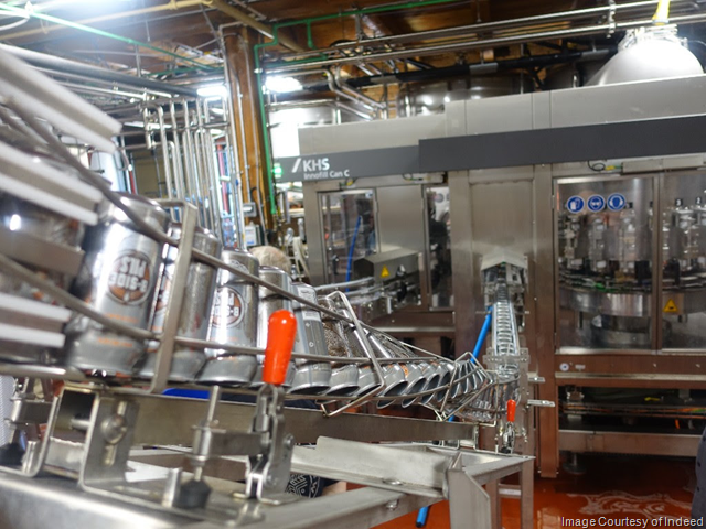 Indeed Invests in Freshness and Innovation with New KHS Can Filler
