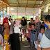 Ketua DPRD Pasbar Parizal Hafni Santuni Anak Yatim Dalam Rangka Ramadhan Berbagi
