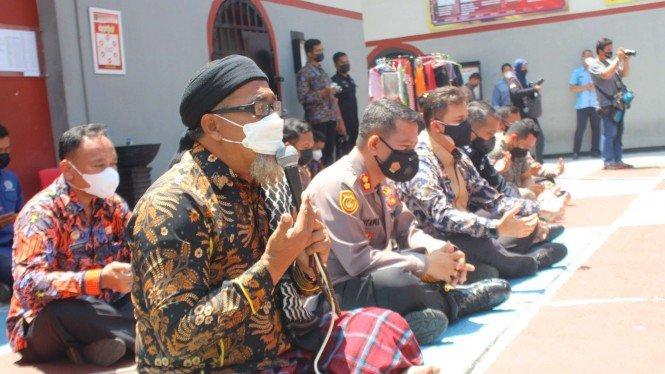 Derita Korban Hidup Kebakaran Lapas Tangerang, Sudah 6 Kali Operasi