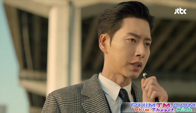 Cuối cùng, Park Hae Jin cũng phát điên vì nữ chính Man to Man - Ảnh 12.