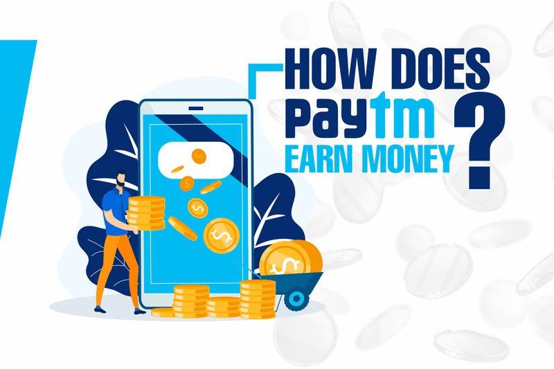 How Paytm Make Billion $? The Business Model of Paytm