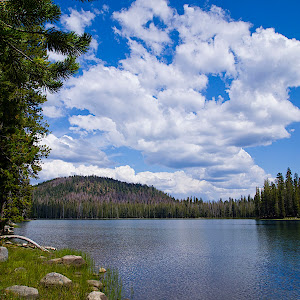 Lassen Volcano National Park - A collection of images from two visits in the fall (2011).