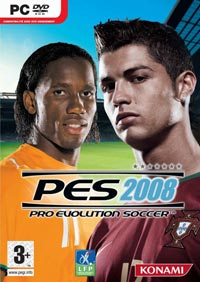Pro Evolution Soccer 2008 - Review By Ken Thomson