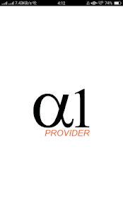 Alpha1 Provider - náhled