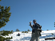 Estación de esquí en la Sierra de Javalambre