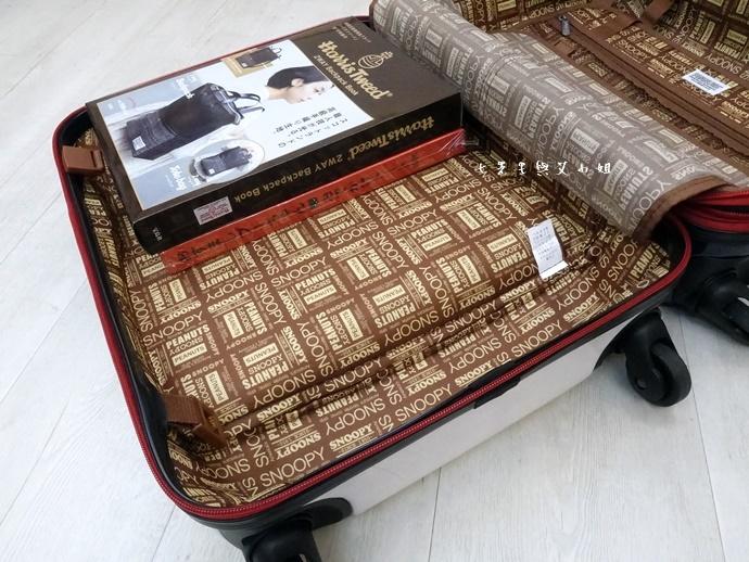 30 史努比登機箱 關西空港 關西旅遊 大阪旅遊 必買 戰利品